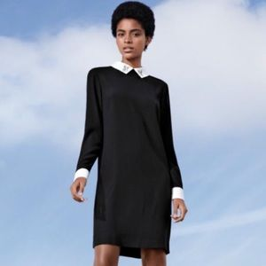 Victoria Beckham for Target, Black Collared Dress